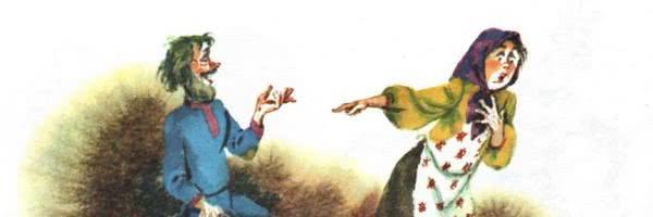 Болтунья — русская народная сказка