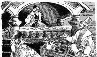 Горшеня — русская народная сказка