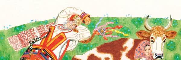 Крошечка-Хаврошечка — русская народная сказка