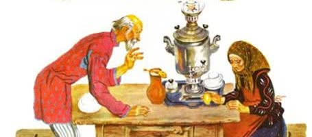 Курочка Ряба — русская народная сказка