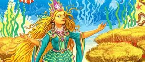 Морской царь и Василиса Премудрая — русская народная сказка