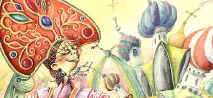 Царевна Несмеяна — русская народная сказка
