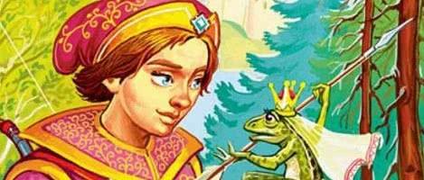 Царевна-лягушка — русская народная сказка