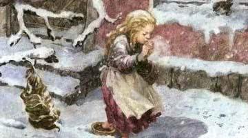 Девочка со спичками — Ганс Христиан Андерсен
