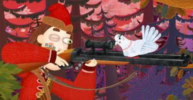 Федот-стрелец — русская народная сказка