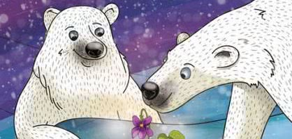 Фиалка на Северном полюсе — Джанни Родари