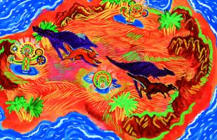 Просьба папаши кенгуру — Редьярд Киплинг