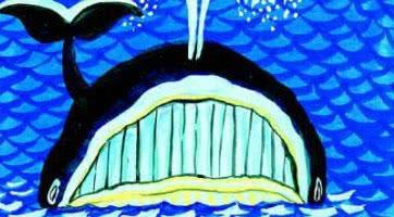 Почему кит ест только мелких рыбок — Редьярд Киплинг