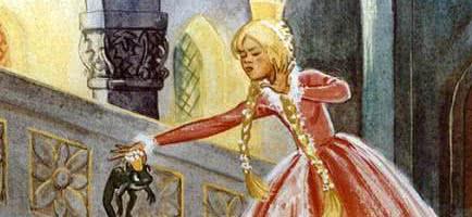 Король-лягушонок или Железный Генрих — Братья Гримм