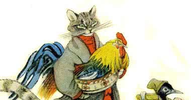 Петушок золотой гребешок — русская народная сказка