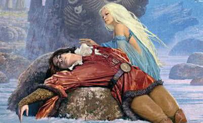 Принцесса-русалка и Элиза: истории звезд