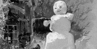 Снеговик — Ганс Христиан Андерсен
