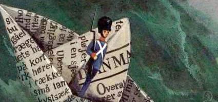 Стойкий оловянный солдатик — Ганс Христиан Андерсен