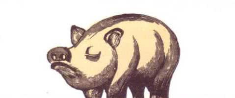 Свинья-копилка — Ганс Христиан Андерсен