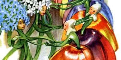 Цветы маленькой Иды — Ганс Христиан Андерсен