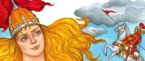 Усоньша-богатырша — русская народная сказка