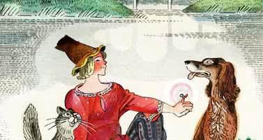 Волшебное кольцо — русская народная сказка