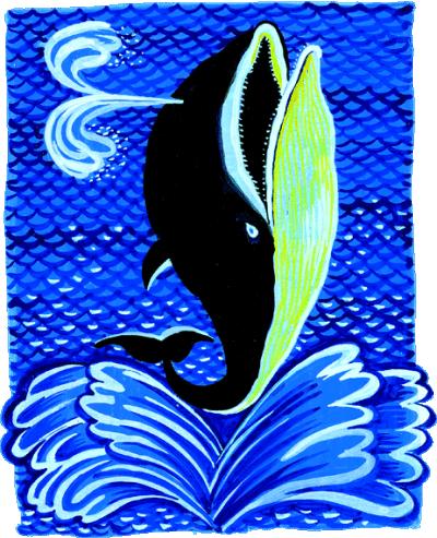 Почему кит ест только мелких рыбок