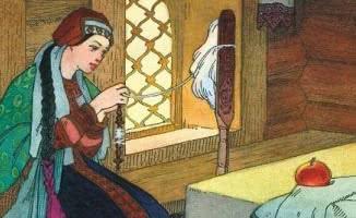 Сказка о мёртвой царевне и семи богатырях — Пушкин А.С.