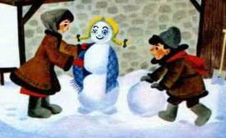 Снегурка — Ангел Каралийчев