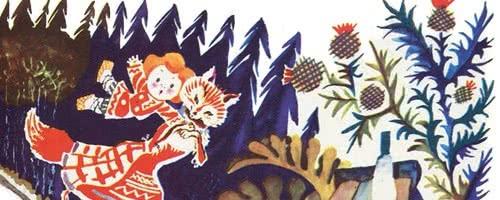 Жихарка — русская народная сказка