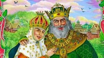 Сказка про славного царя Гороха — Мамин-Сибиряк Д.Н.