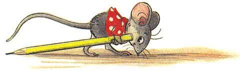 сказка Сутеева про мышонка