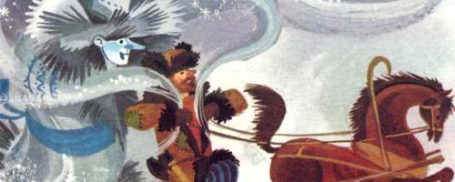 Два Мороза — русская народная аудиосказка