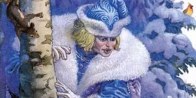 Морозко — русская народная аудиосказка