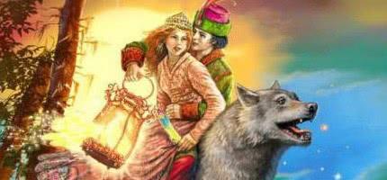 Сказка об Иване-царевиче, Жар-птице и сером волке — русская народная аудиосказка