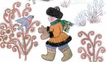 Баю — баю, баиньки — русская народная песенка
