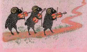 Барашеньки — русская народная песенка