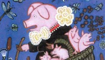 Свинушка — русская народная песенка