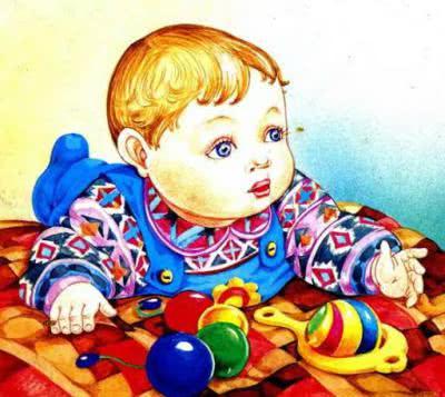 Стихотворение Разговор с мамой (Младший брат) — Агния Барто