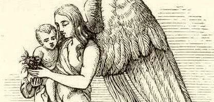 Ангел — аудиосказка Андерсена