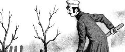 Два дерева — аудиосказка Одоевского