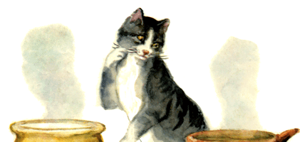 Притча О Молочке, овсяной Кашке и сером котишке Мурке — аудиосказка Мамина-Сибиряка
