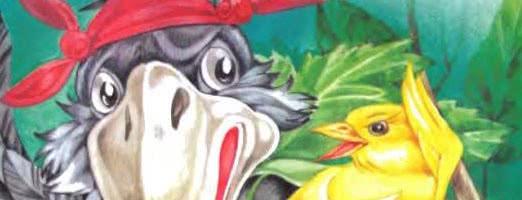Сказка Про Воронушку-чёрную головушку и жёлтую птичку Канарейку — аудиосказка Мамина-Сибиряка