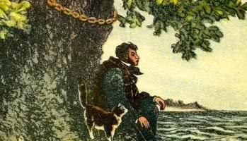 У Лукоморья дуб зелёный — аудиосказка Пушкина