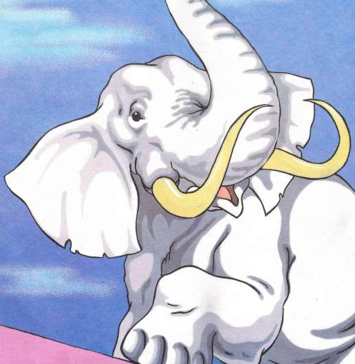 воробей и слон