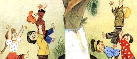 Чудо-дерево — аудио стихотворение Чуковского