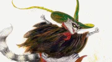 Кот в сапогах — аудиосказка Шарля Перро