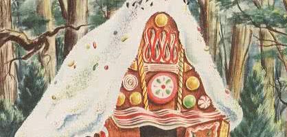 Пряничный домик — аудиосказка Шарля Перро