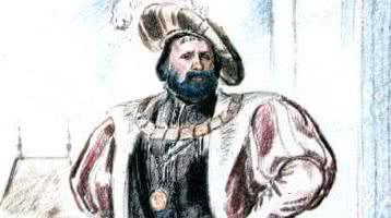 Синяя борода — аудиосказка Шарля Перро