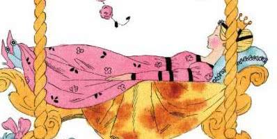 Спящая красавица — аудиосказка Шарля Перро