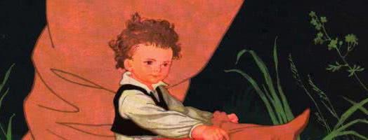 Мальчик-с-пальчик — аудиосказка Шарля Перро