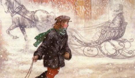 Снежная Королева — Аудиосказка Андерсена