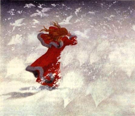 Снежная королева - Ганс Христиан Андерсен