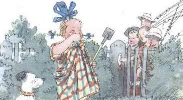 Девочка-рёвушка — аудио стихотворение Барто