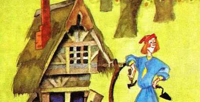 Из английской народной поэзии — аудио стихотворения Маршака